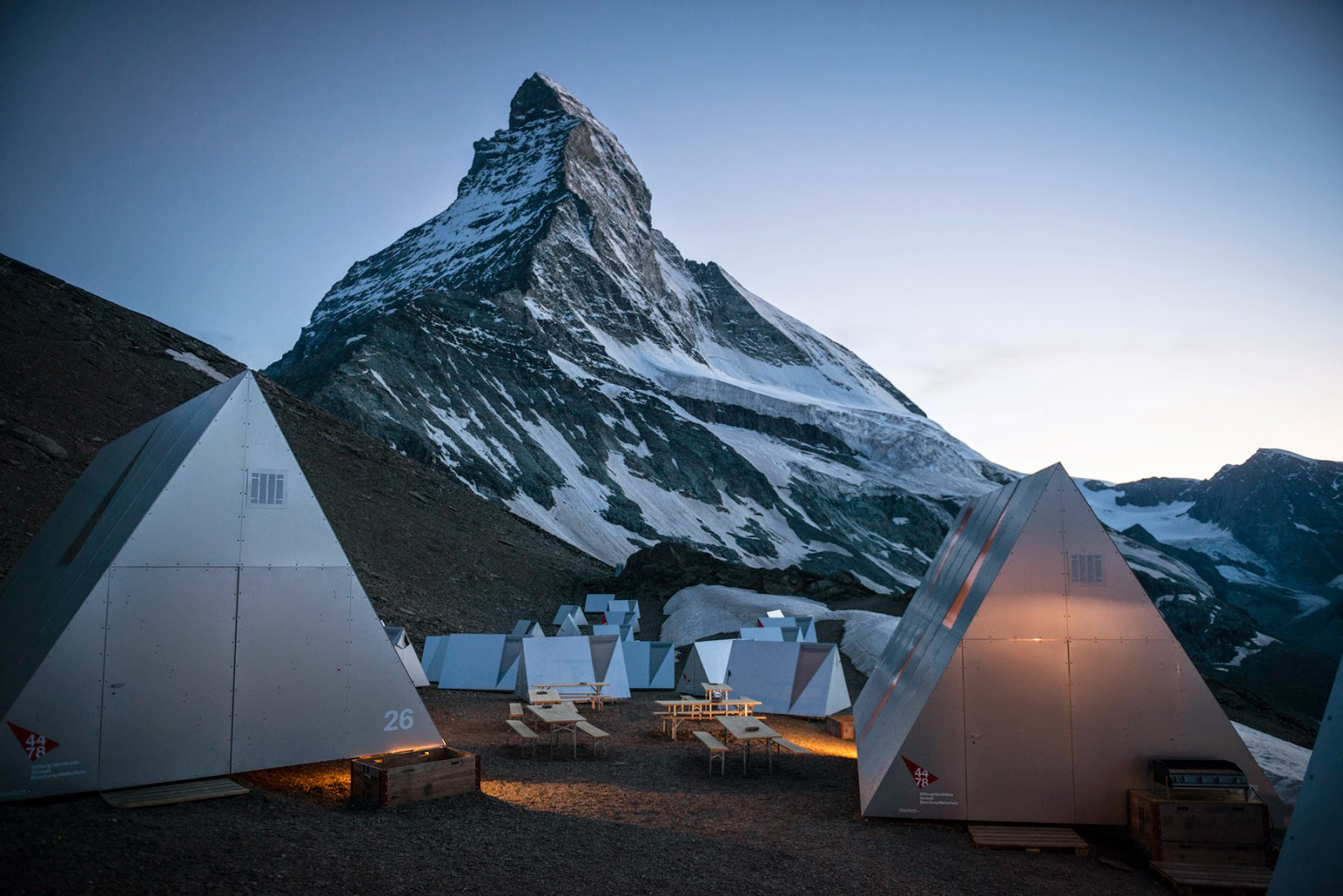 Ski Paradise: Base Camp Matterhorn Now Open