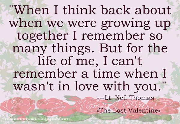 The Lost Valentine (Movie)