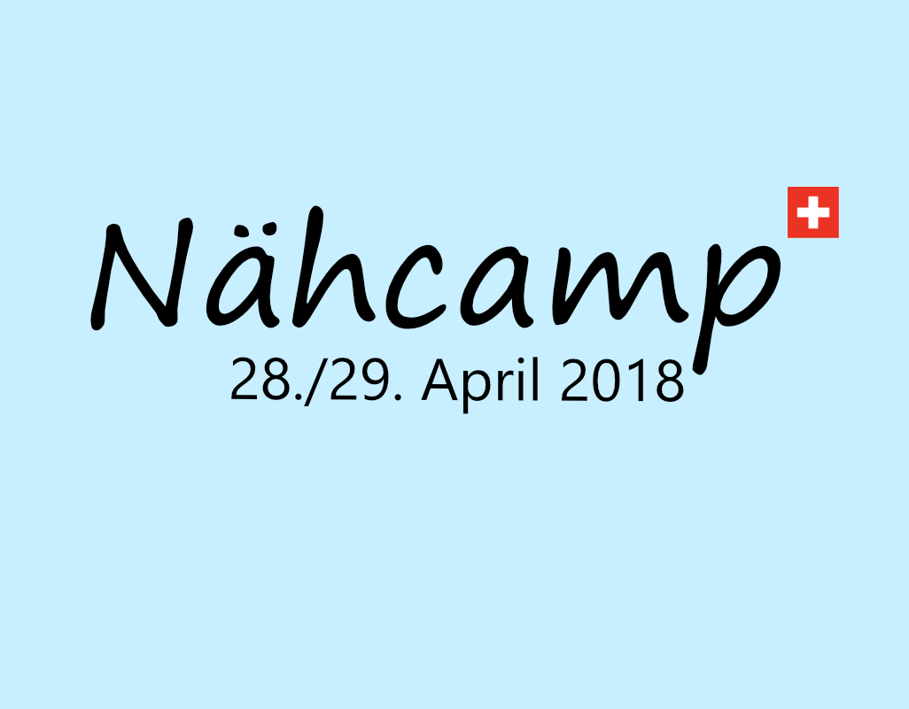 Nähcamp