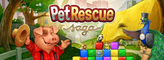 Pet Rescue Saga Facebook Hile Programsız Pet Resuce Saga Can Hilesi