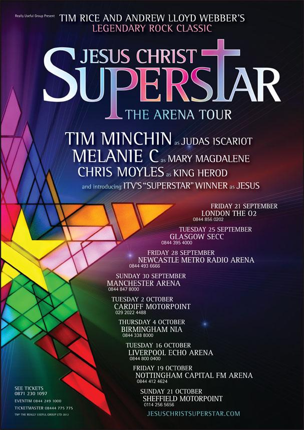 Ver Jesus Christ Superstar Live Arena Tour (2012) Online