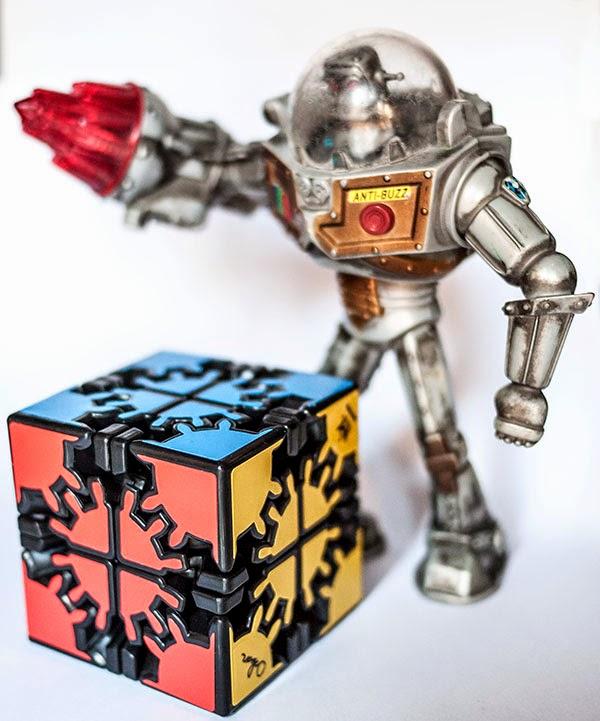 David Gear Cube solución [Español]