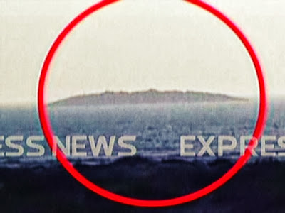 Powerful Earthquake Creates New Island In Pakistan September 24 Earthquake Pakistan New Island Latest Pictures