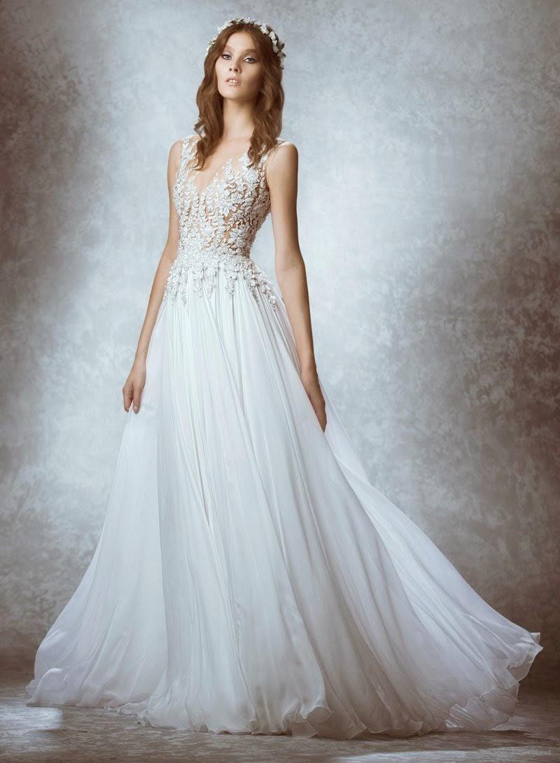 Zuhair murad fall 2015 bridal stylemayvin for Zuhair murad used wedding dress