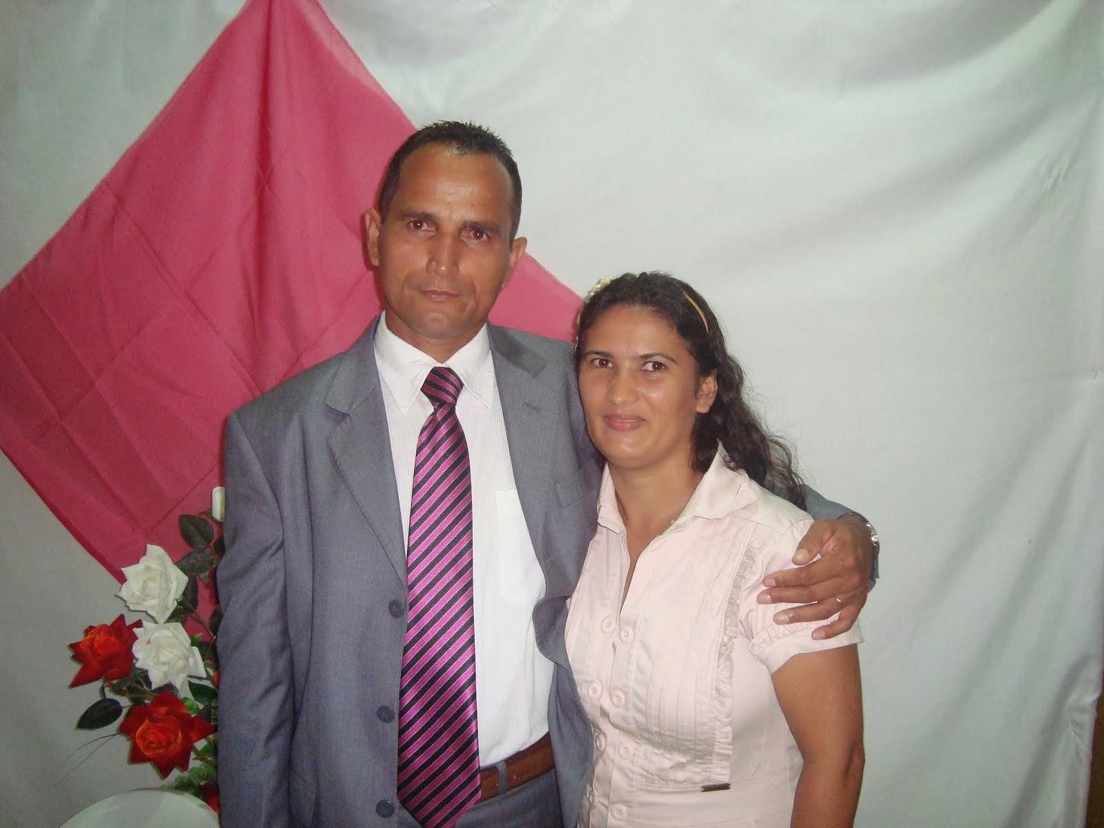 Pr. Osias e Pra. Janilma