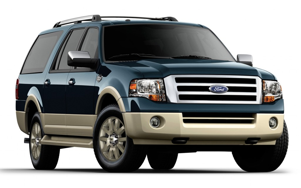 Ford Expedition Details