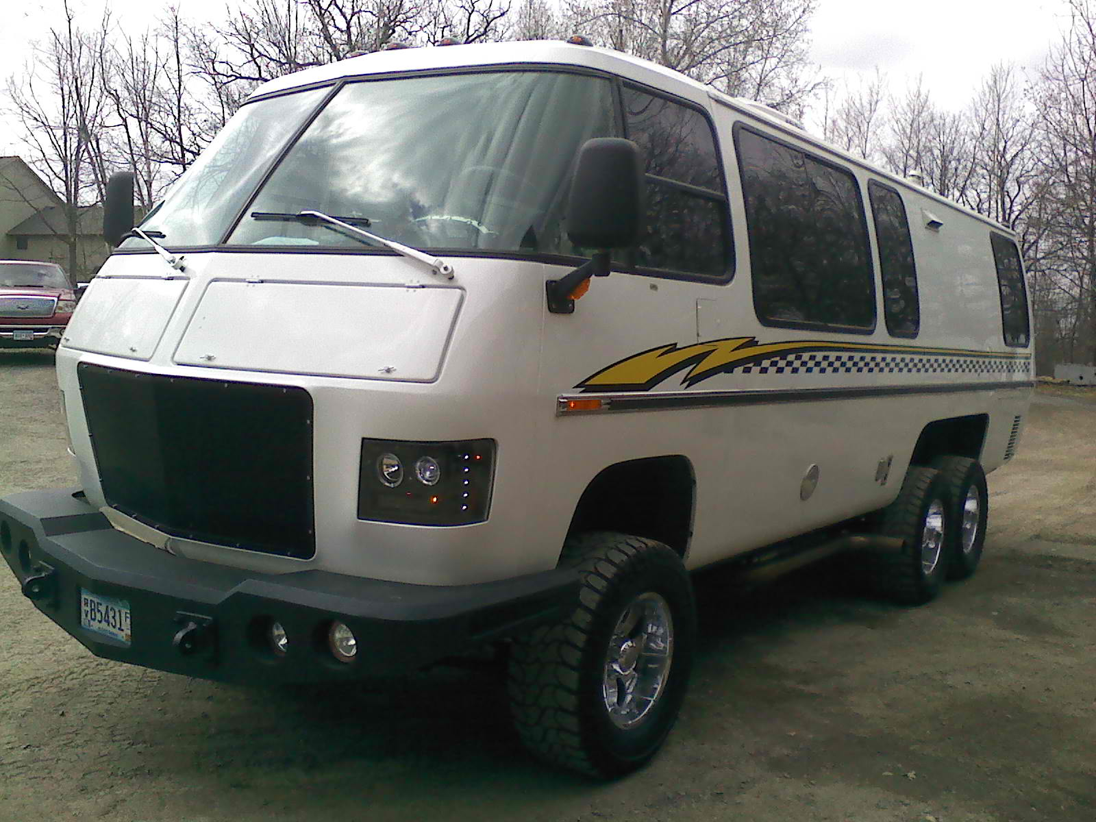 Wonderful 1976 GMC Motorhome Auction Photo Gallery  Autoblog