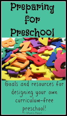 Preparing Curriculum Free Preschool