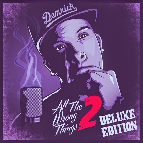 Demrick - All the Wrong Things 2 (Deluxe Edition) Cover