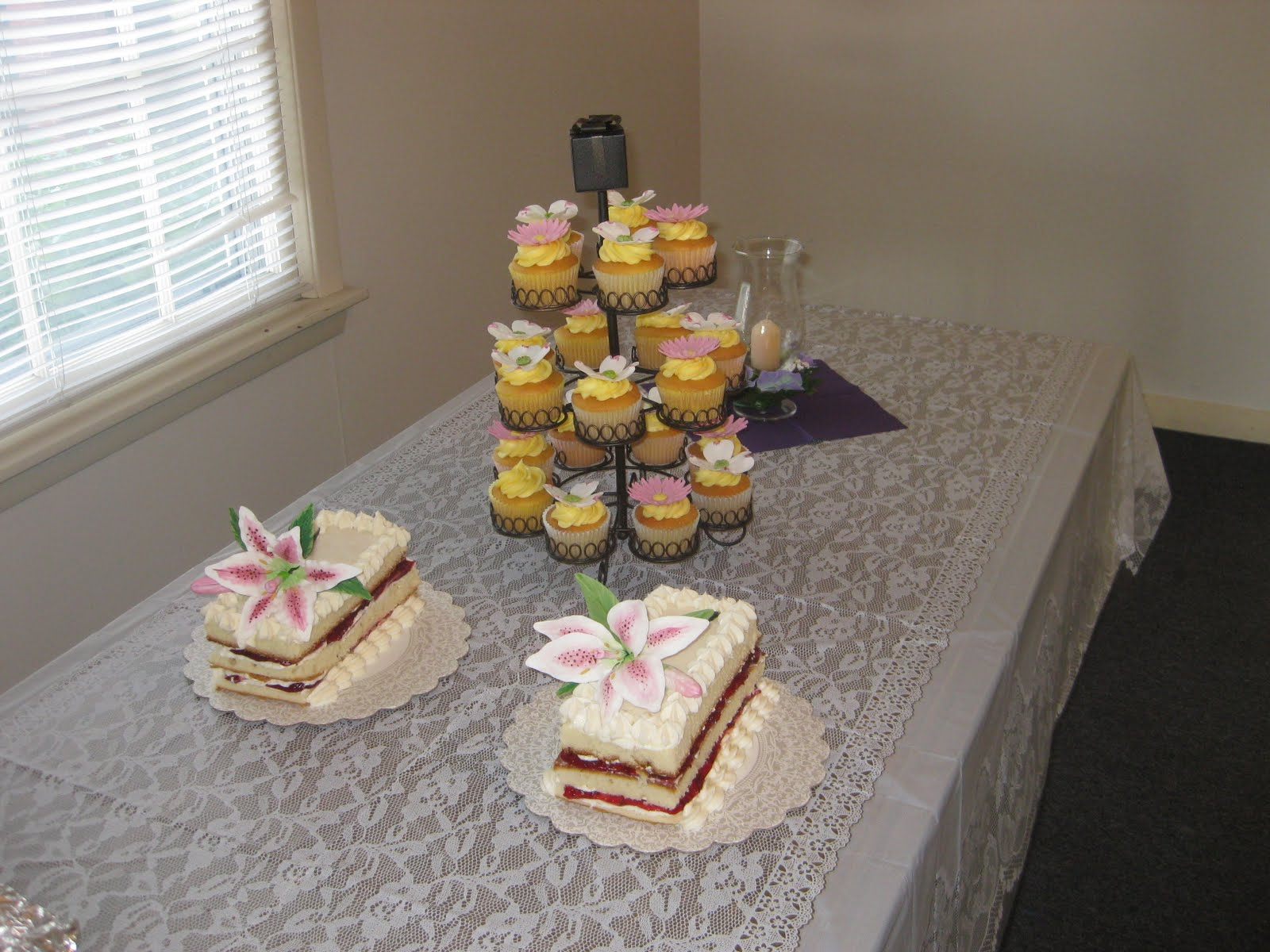 Cakes by the Sugar Cains Gum Paste Flowers