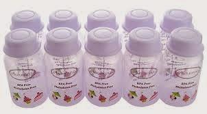 Milkstorage Bottle adalah bekas menyimpan susu yang dibenarkan