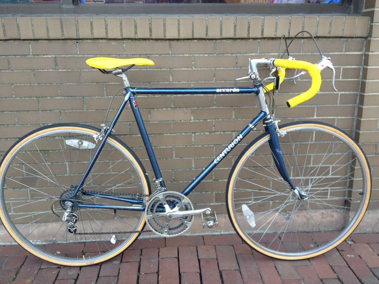 bike boom refurbished bikes 1984 centurion accordo road bike. Black Bedroom Furniture Sets. Home Design Ideas