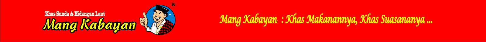 Rumah Makan Mangkabayan, khas sunda, masakan sunda