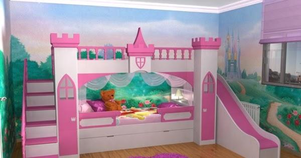 Dormitorio para ni as cama tobog n dormitorio para mujeres for Dormitorios para ninas quito