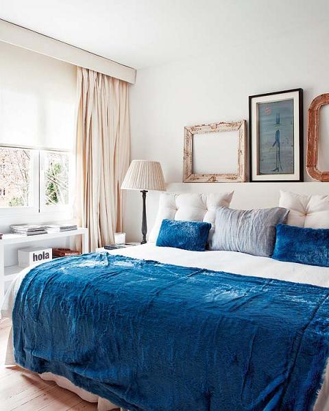 20 Mid Century Modern Master Bedroom Designs For: Modern Retro In Barcelona, Mid-Century Modern Apartment