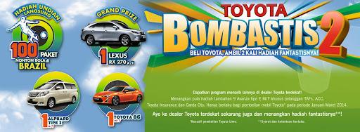 Toyota Bombastis 2