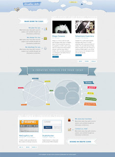 We design creative portfolio in Photoshop