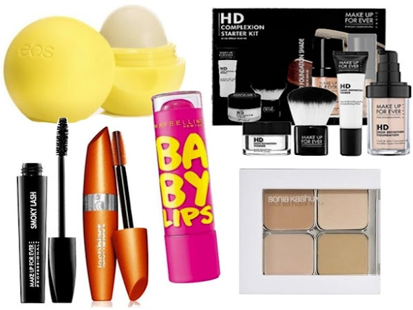 American Makeup Wishlist