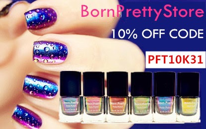 Born Pretty Store Discount Coupon