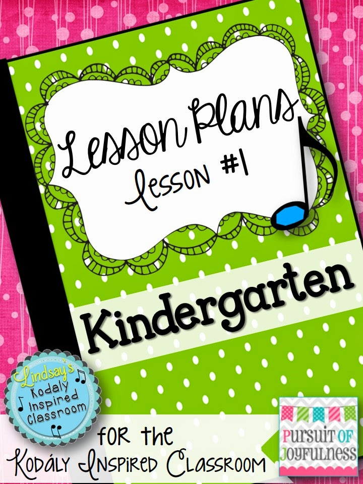 Kodaly Inspired Classroom Lesson Planning – Lesson Plan