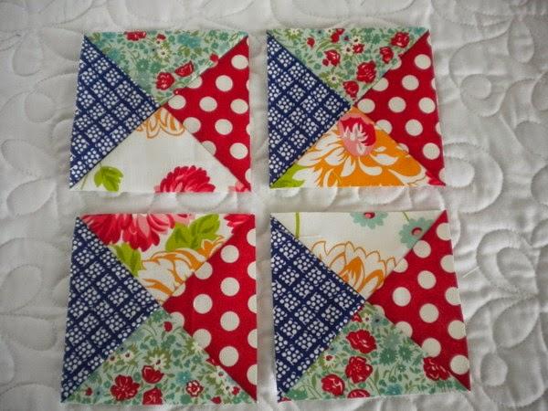 Easy Quarter Square Triangle Tutorial A Quilting Life - a quilt blog