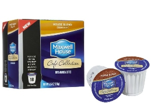 Maxwell House Coffee Free Sample