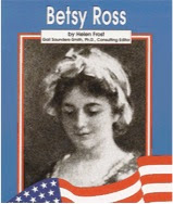 bookcover of Betsy Ross by Frost