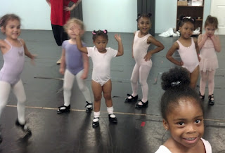 tap classes preschool charlotte