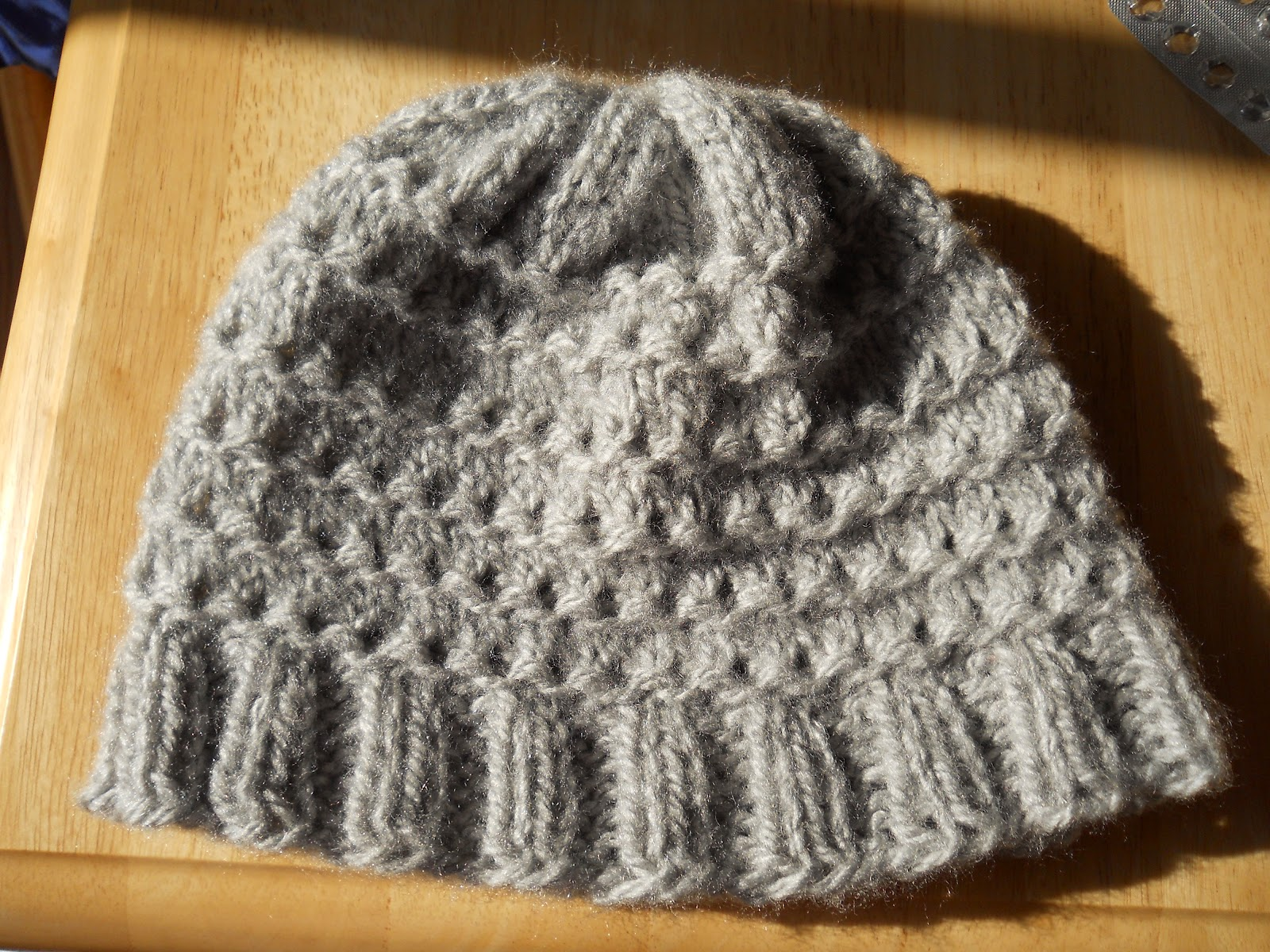Knitting with Schnapps: Introducing the Links of Hope Chemo Cap!