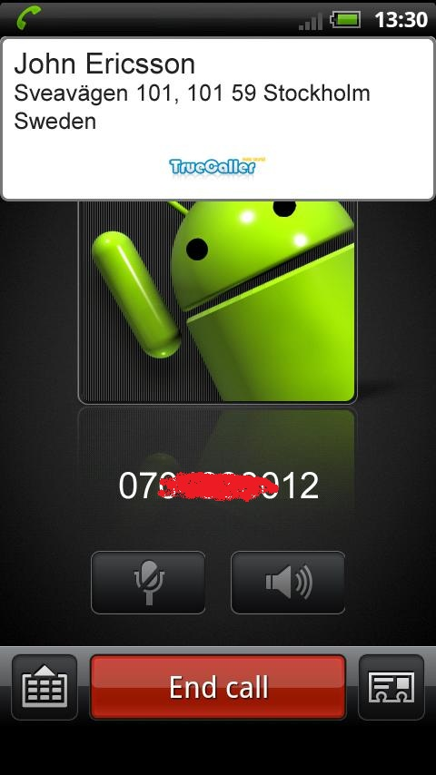 How to trace unknown number on iphone