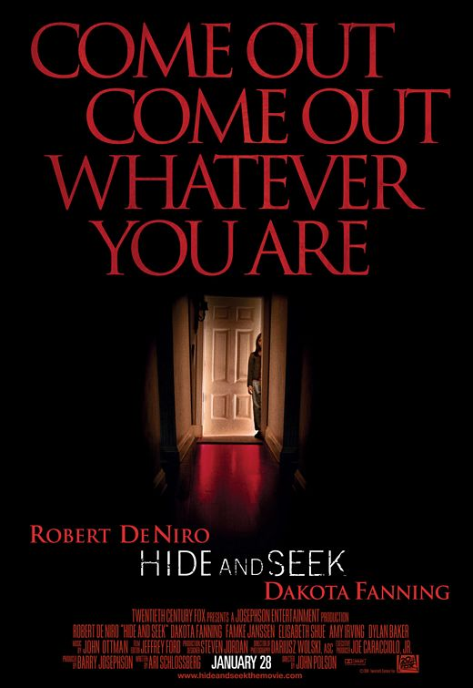 意味 seek hide and