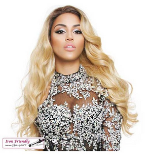 Its a Wig Queen Synthetic Lace Front Wig Charlotte