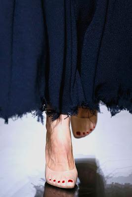 экстравагантные туфли