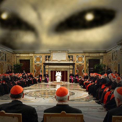 Vatican Prepares For Extraterrestrial Disclosure