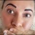 Sobrancelhas de Diva com Henna
