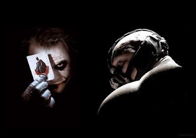 joker bane tom hardy batman caballero oscuro dark knight