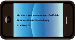 Go where your customers go. Go Mobile
