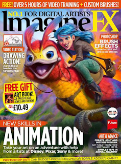 REVIEW Imagine FX Issue 124 August 2015