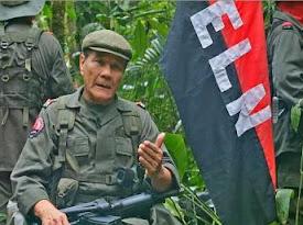 """""""Amplia mayoría de FARC y ELN"""" partidaria de relanzar la """"Coordinadora Guerrillera"""""""
