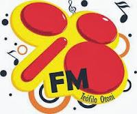 ouvir a Rádio 98 FM 98,9 Teófilo Otoni MG