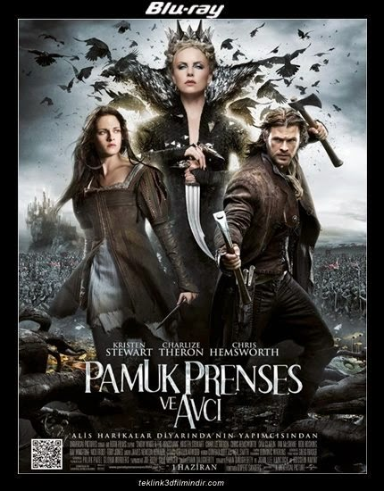 Snow White and the Huntsman - Pamuk Prenses ve Avcı (2012) afis