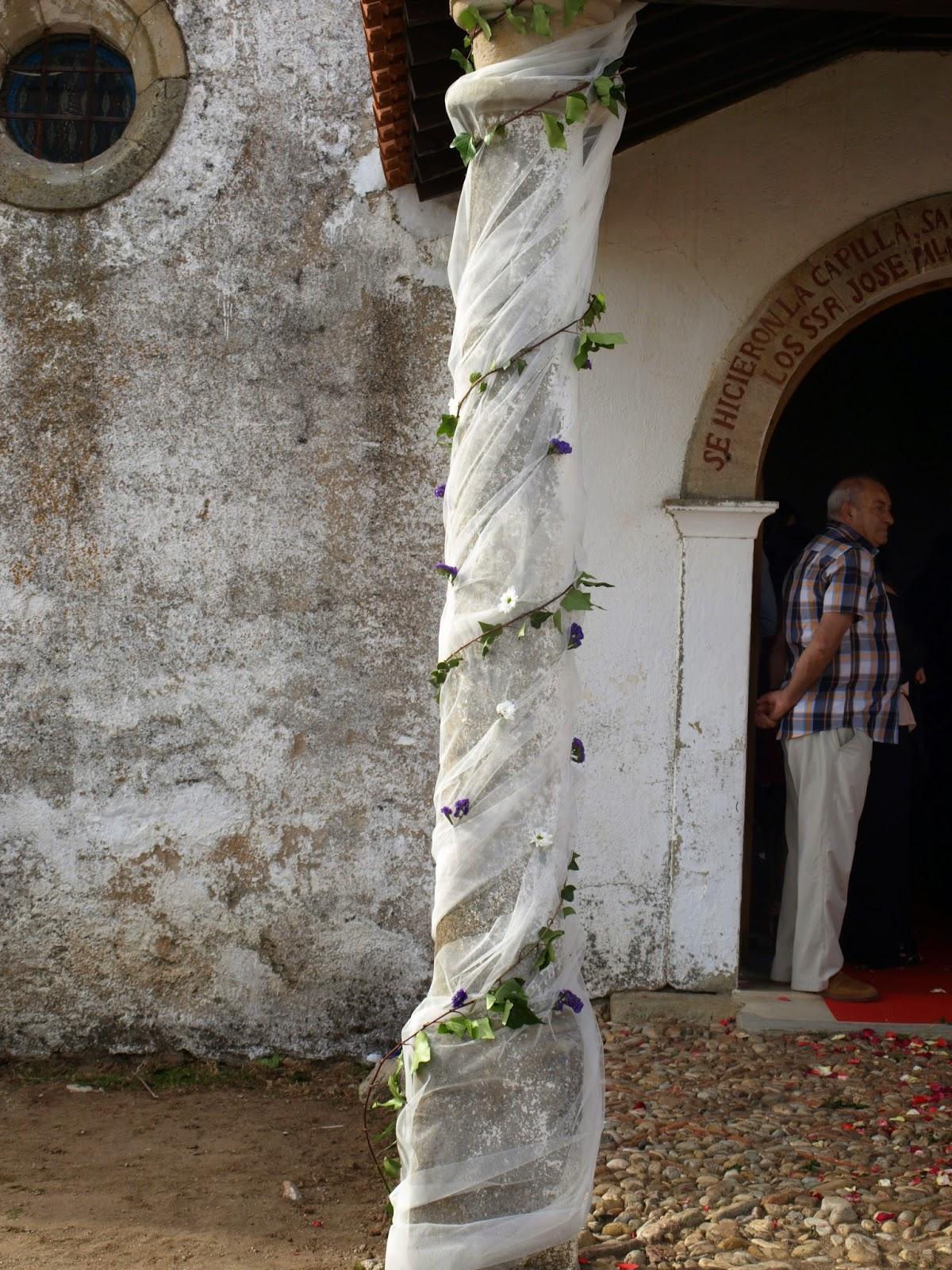 Como decorar columnas organizar una boda foro - Como decorar una columna ...