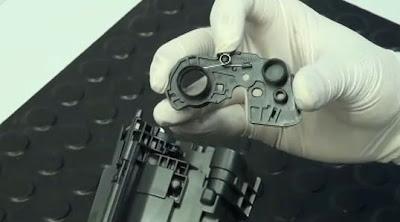 Как разобрать лазерный картридж