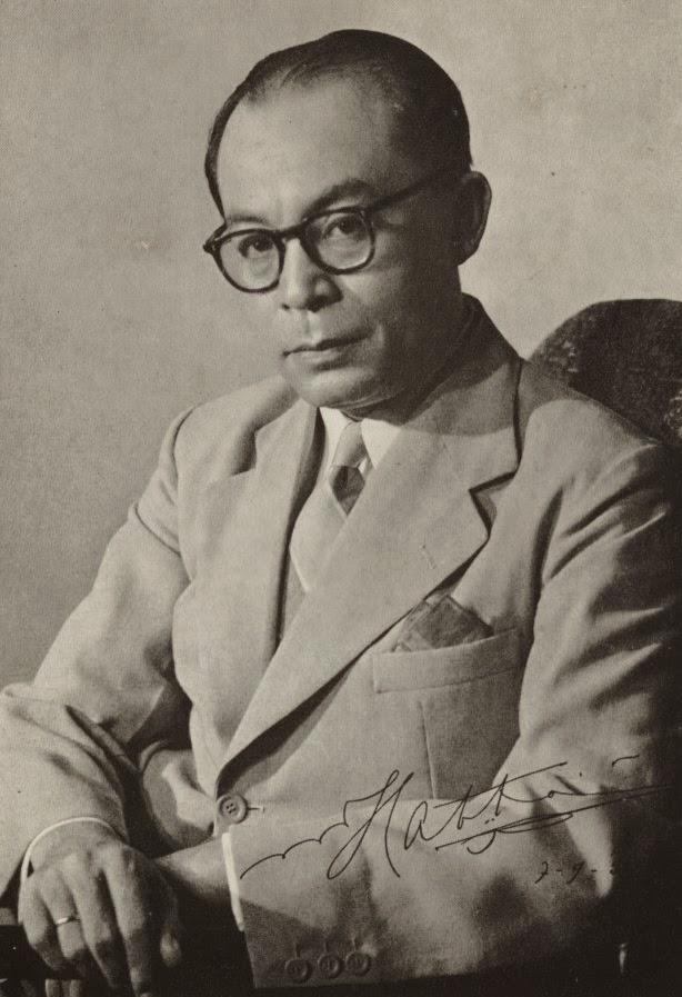 Dr.H.Mohammad Hatta - Pahlawan Proklamator RI