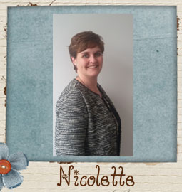 Nicolette - Guest Designer