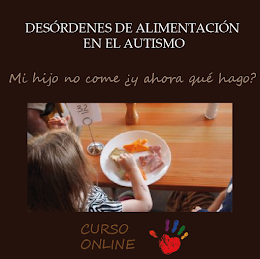 CURSO DESÓRDENES DE ALIMENTACIÓN EN EL TEA