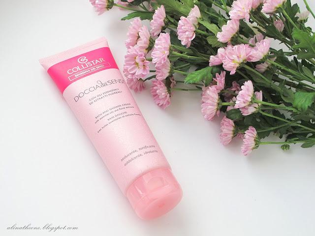 Collistar-Benessere-Dei-Sensi-Bath-and-Shower-Cream-цветочный-гель-коллистар-отзывы