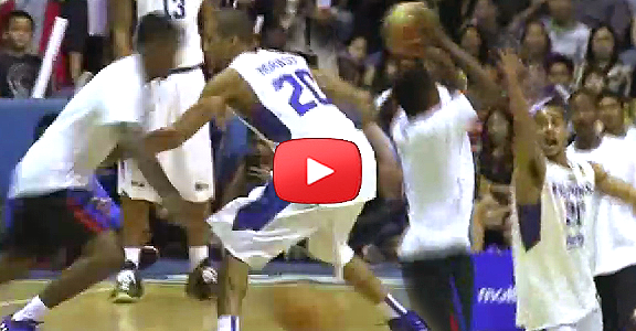 Brandon Jennings Embarrasses Gabe Norwood in The Last HOME Stand (VIDEO)