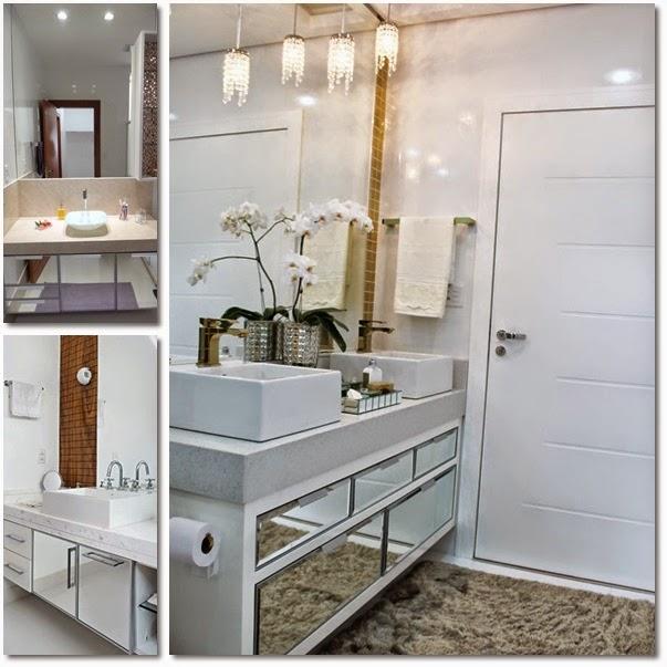 Inspiração Decor GABINETE DE BANHEIRO ESPELHADO -> Gabinete De Banheiro Venda
