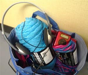 my craft bag